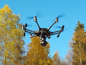 drone-ilmakuvaus