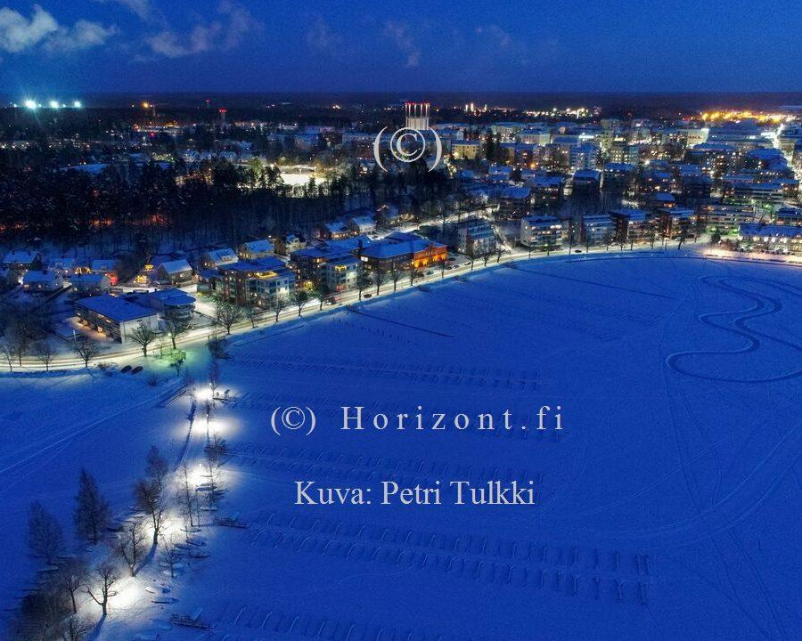 LAPPEENRANNAN SATAMA TALVI - Lappeenranta, 2/2018