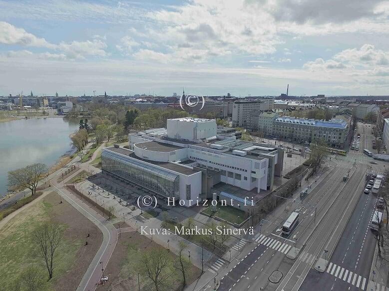 SUOMEN KANSALLISOOPPERA - Helsinki, 5/2017