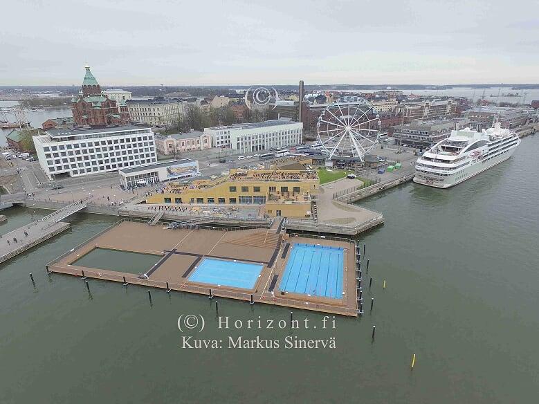 ALLAS SEA POOL - Helsinki, 5/2017