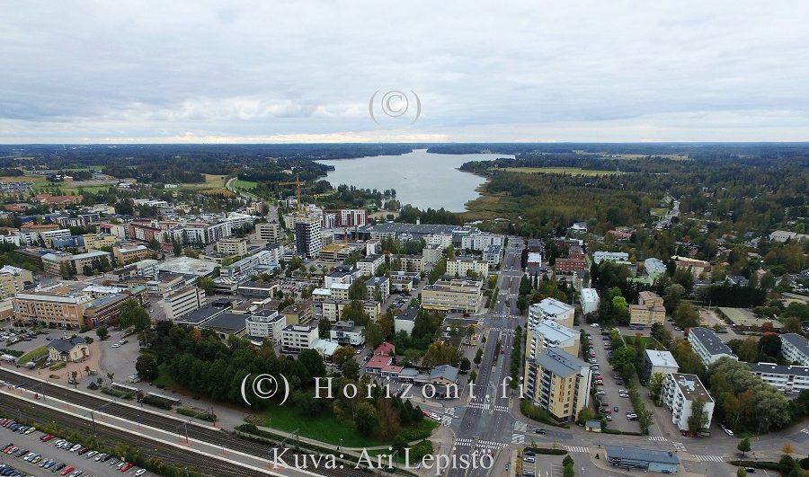 JÄRVENPÄÄN KESKUSTA - Järvenpää