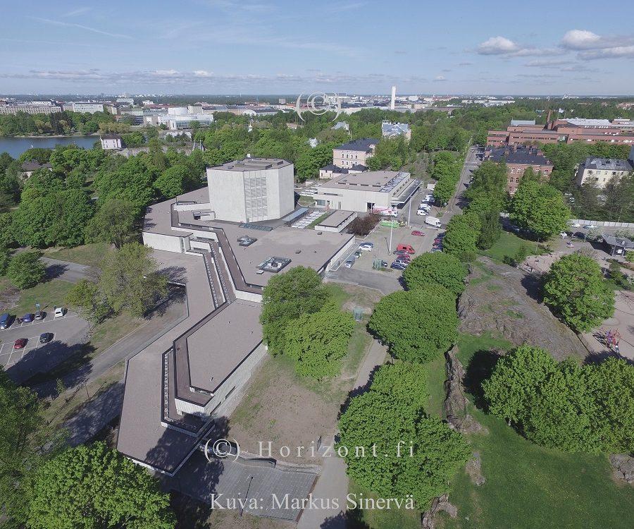 KAUPUNGINTEATTERI - Helsinki, 6/2017