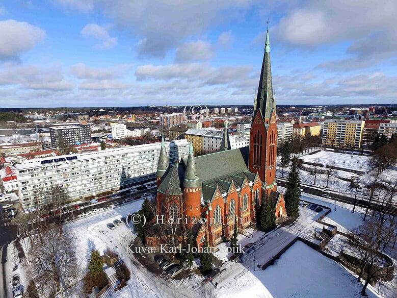 MIKAELINKIRKKO - Turku, 2017