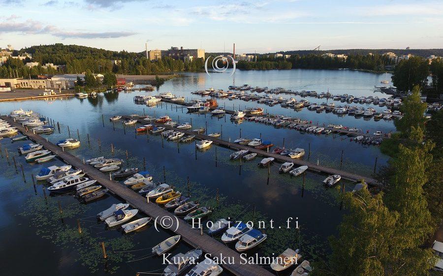 NIEMEN SATAMA - Lahti, 8/2017