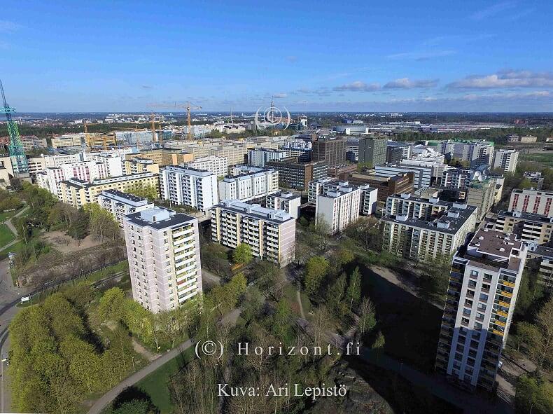 ITÄ-PASILA - Helsinki, 5/2017