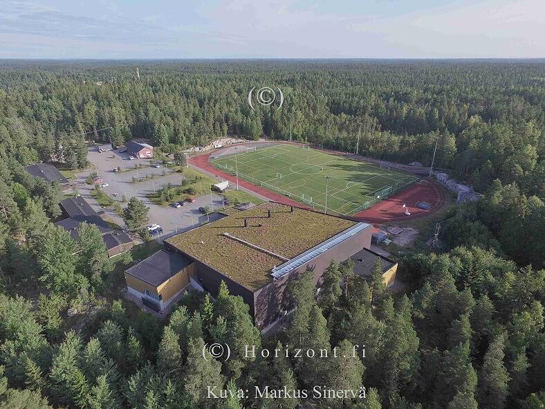 SOLVALLAN URHEILUOPISTO - Espoo, 8/2017