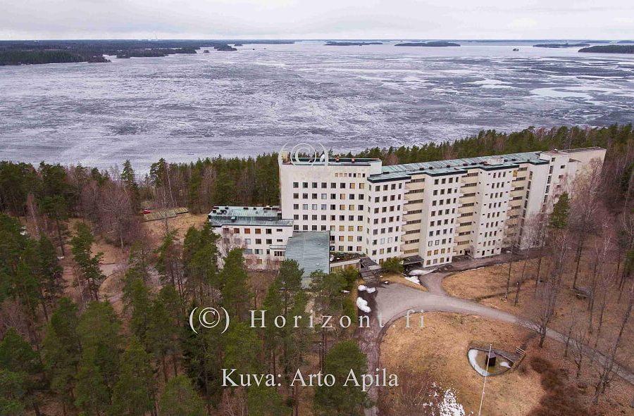 ilmakuva sairaala lappeenranta