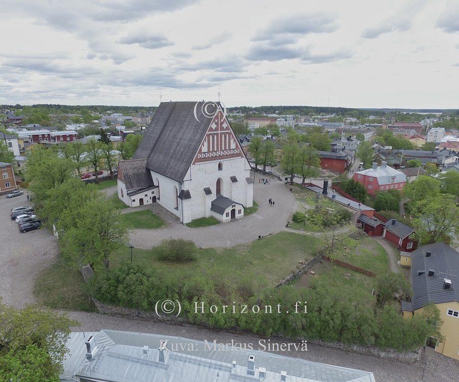 PORVOON TUOMIOKIRKKO (Sinervä, 3 kuvaa) - Porvoo, 5/2017