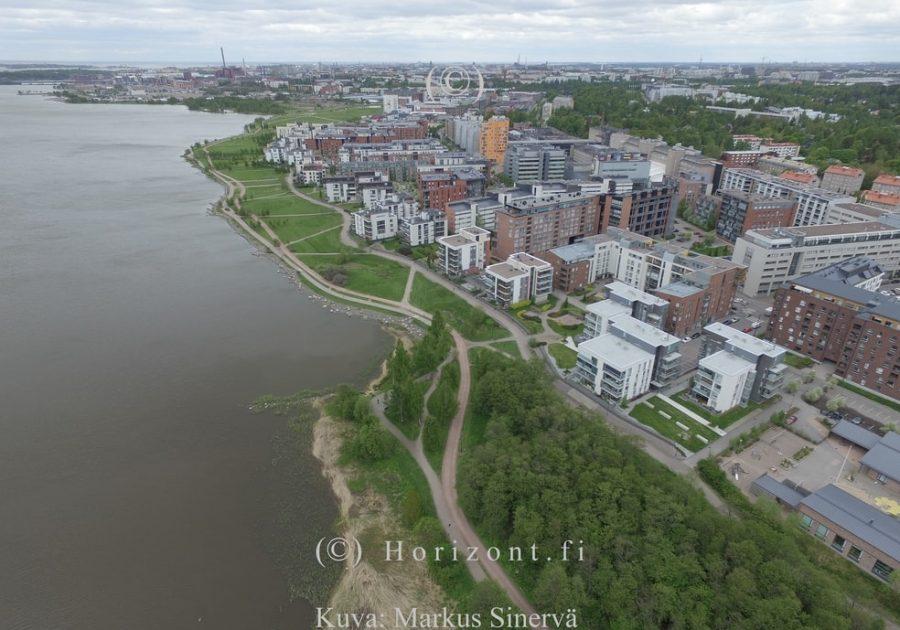 ARABIANRANTA - Helsinki, 6/2017