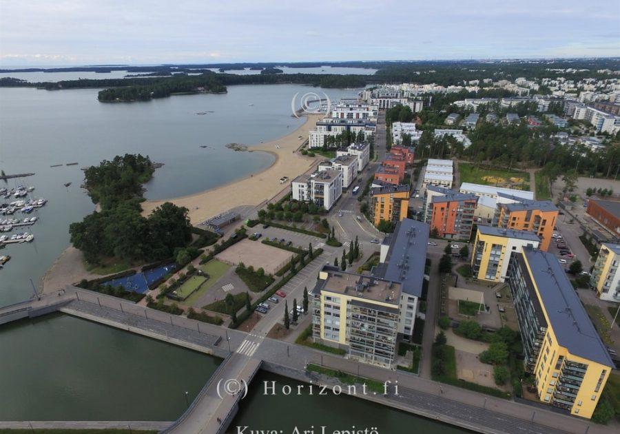AURINKOLAHTI - Helsinki, 8/2017