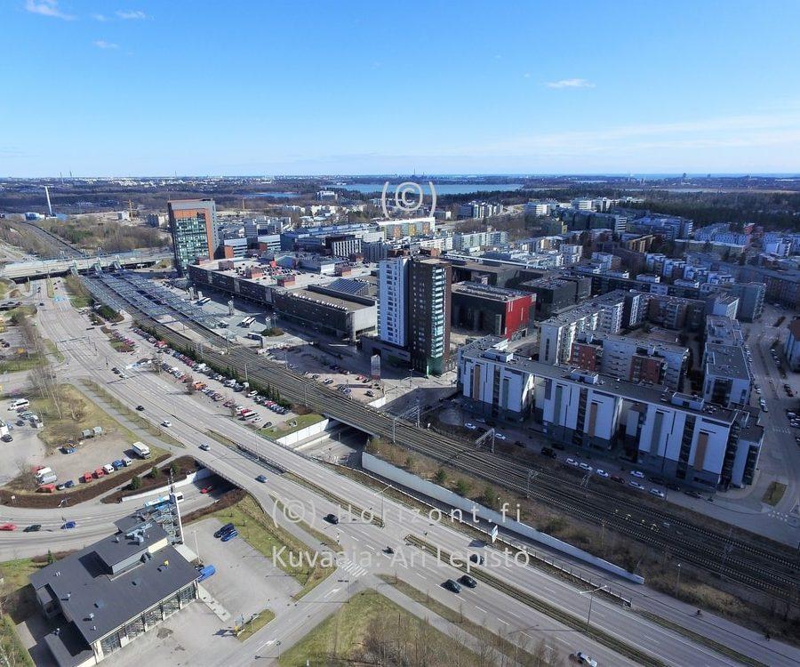 LEPPÄVAARA - Espoo, 5/2017