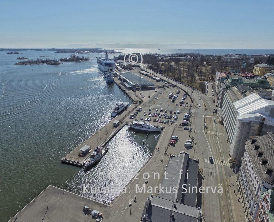 VANHA KAUPPAHALLI - Helsinki, 2017
