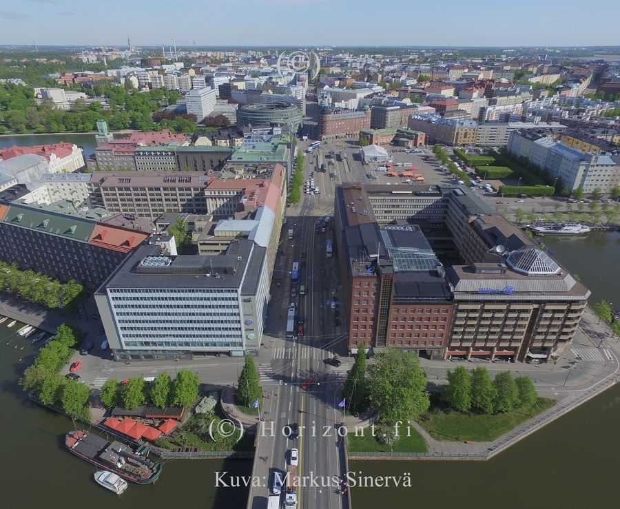 HAKANIEMENRANTA - Helsinki, 6/2017
