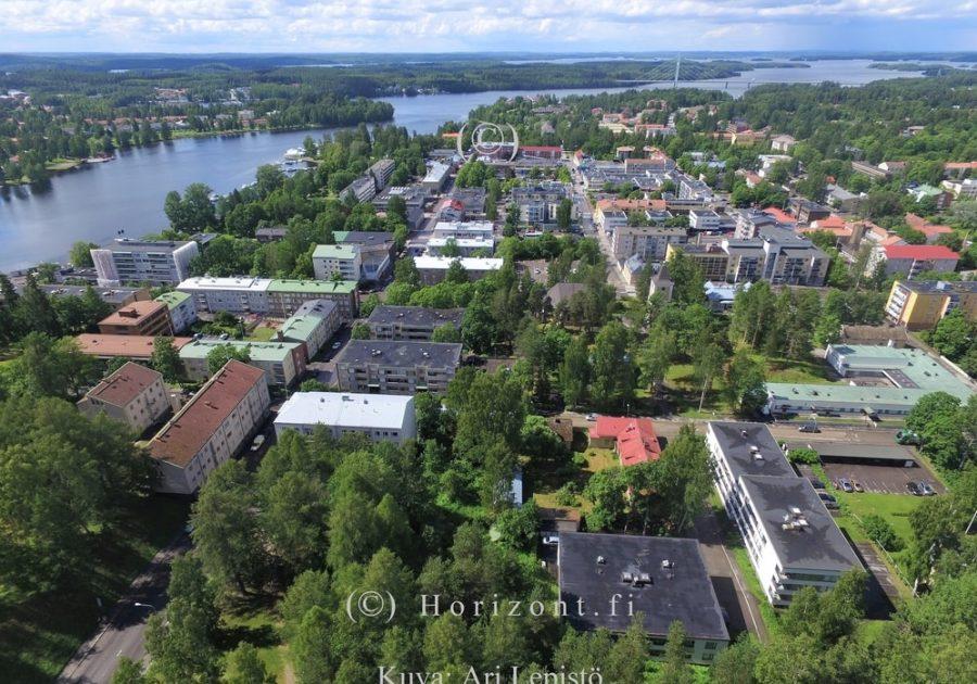 HEINOLAN KESKUSTA - Heinola, 7/2017