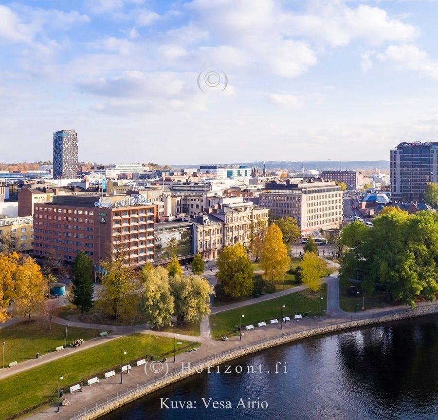 KORKEAT HOTELLIT - Tampere, 2016