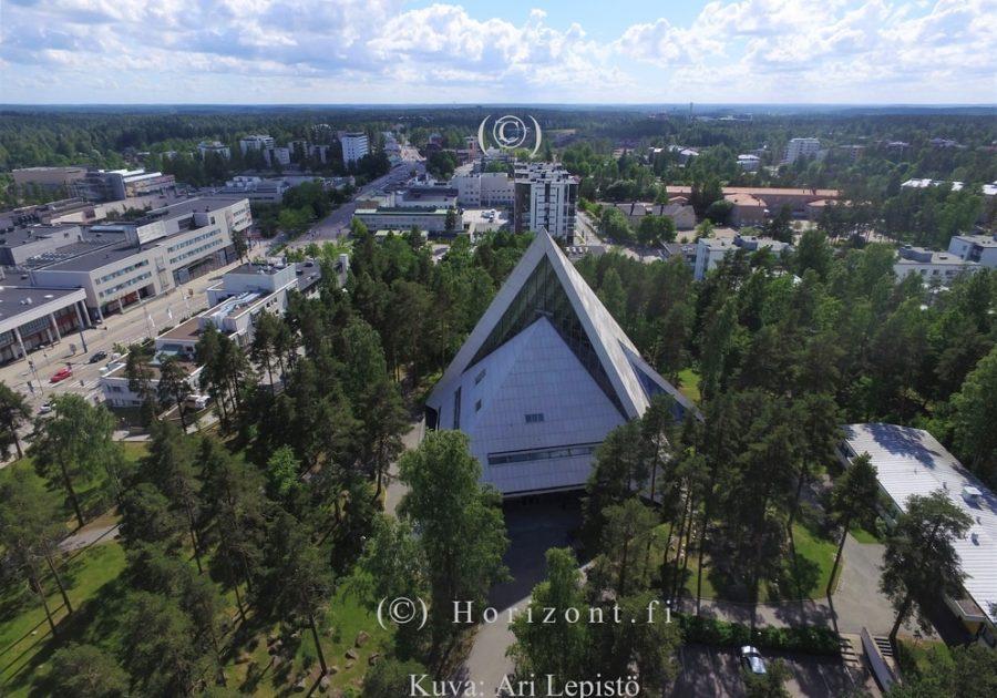 HYVINKÄÄN KIRKKO - Hyvinkää, 2017