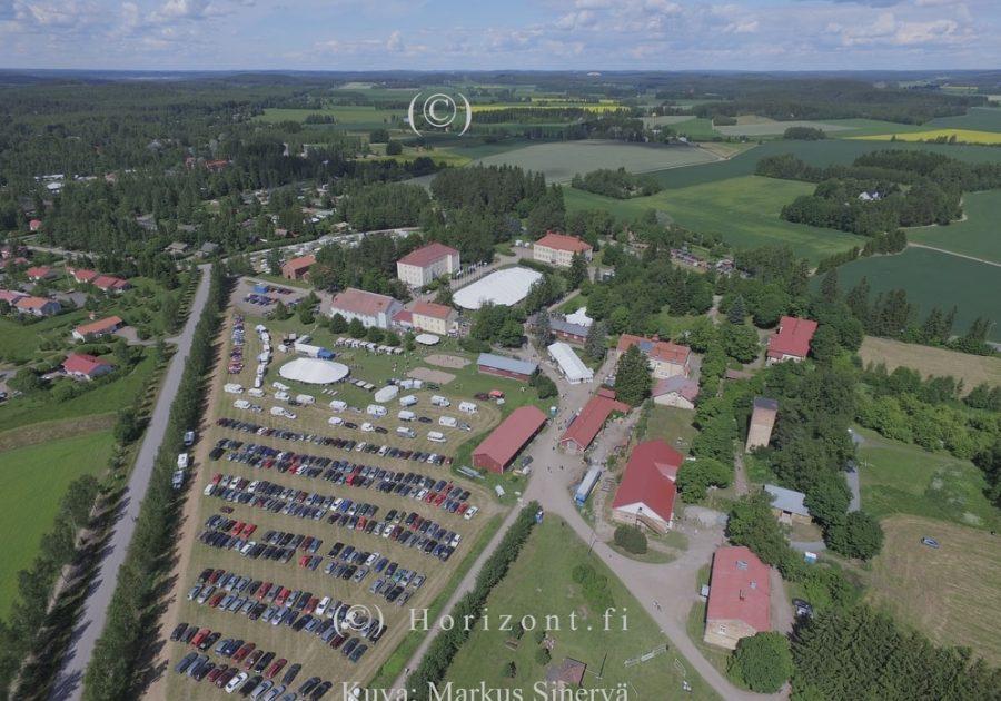 KANSANLÄHETYSOPISTO - Hausjärvi, 8/2017