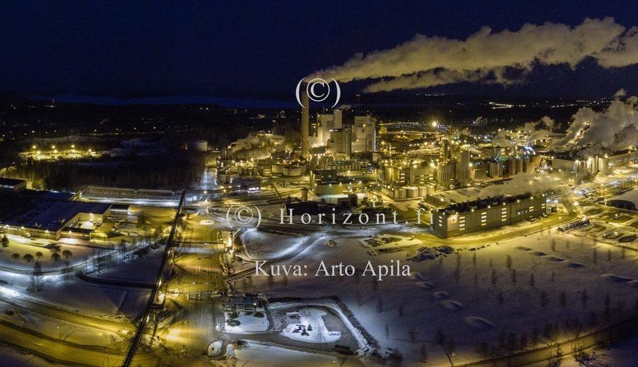KAUKOPÄÄN TEHDAS – Imatra, 4/2018