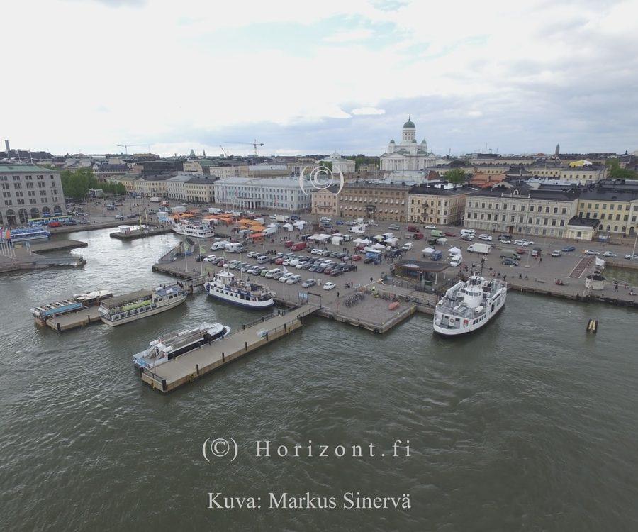 KAUPPATORI - Helsinki, 5/2017