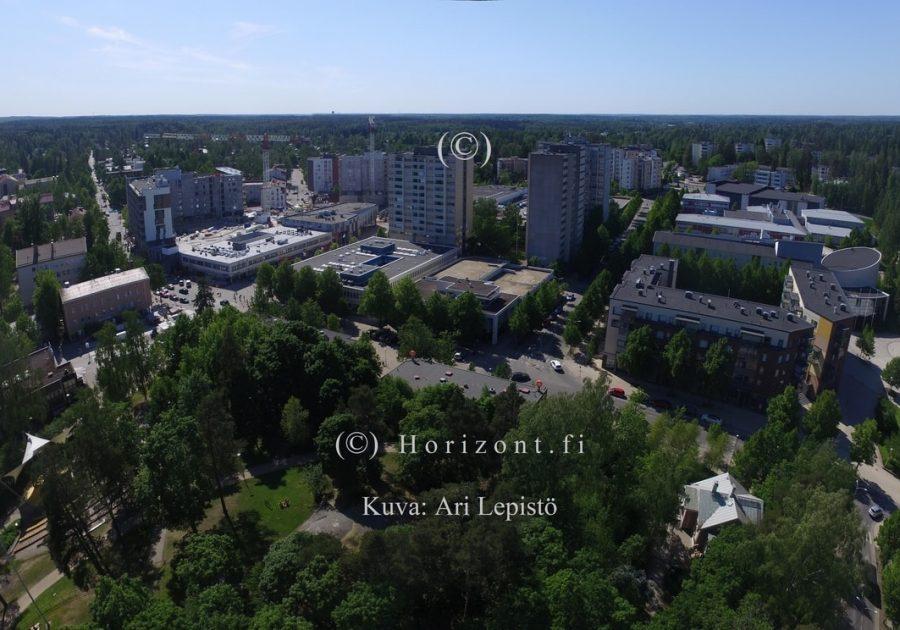 KERAVAN KESKUSTA – Kerava, 5/2018
