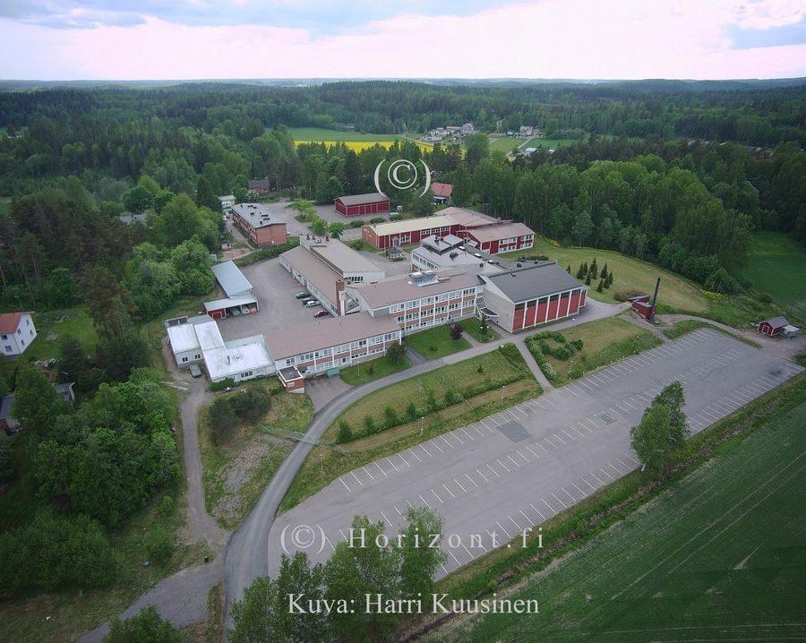 AMMATTIOPPILAITOS KEUDA - Nurmijärvi, 6/2017