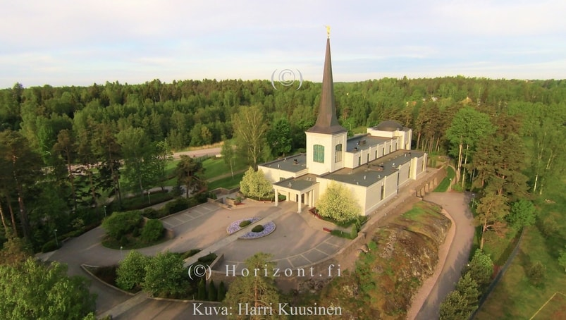KARAKALLION TEMPPELI - Espoo, 2016