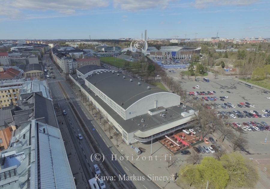 KISAHALLI - Helsinki, 5/2017