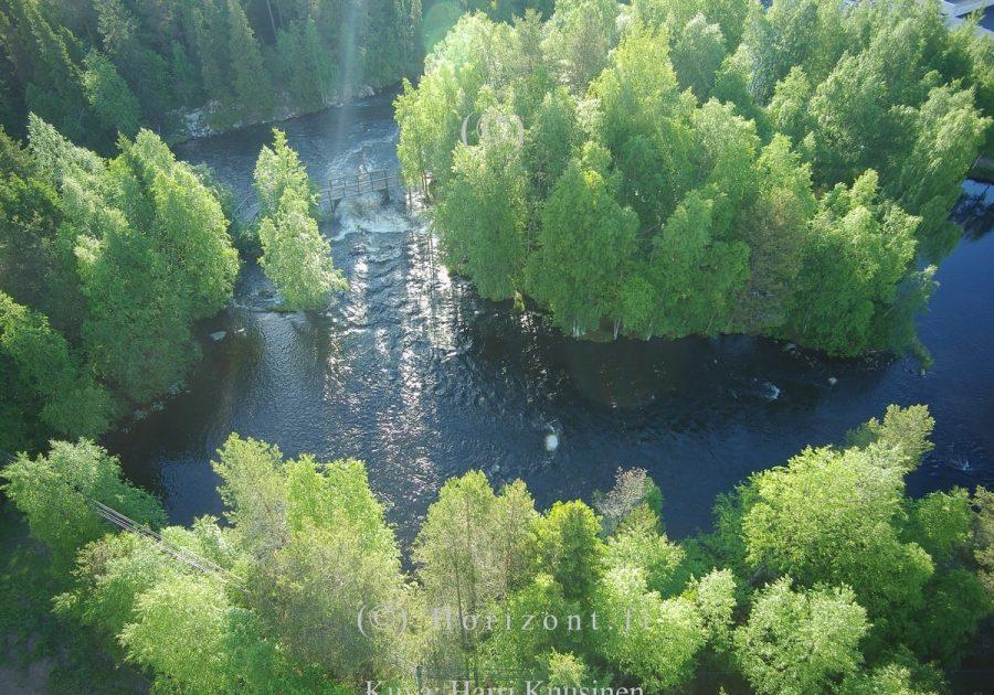 KITKAJOEN SILTA - Kuusamo, 7/2017