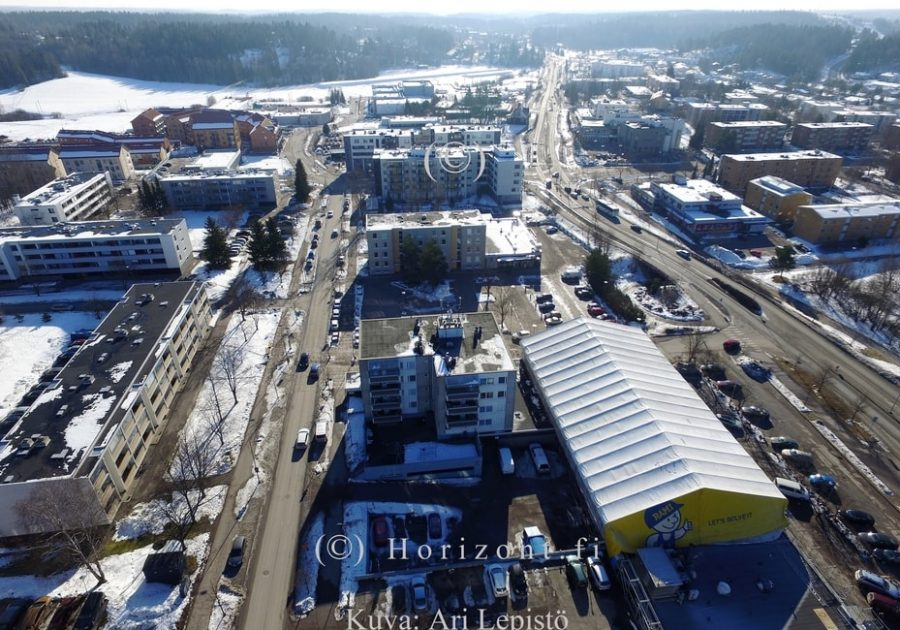 KLAUKKALAN KESKUSTA - Nurmijärvi, 2016