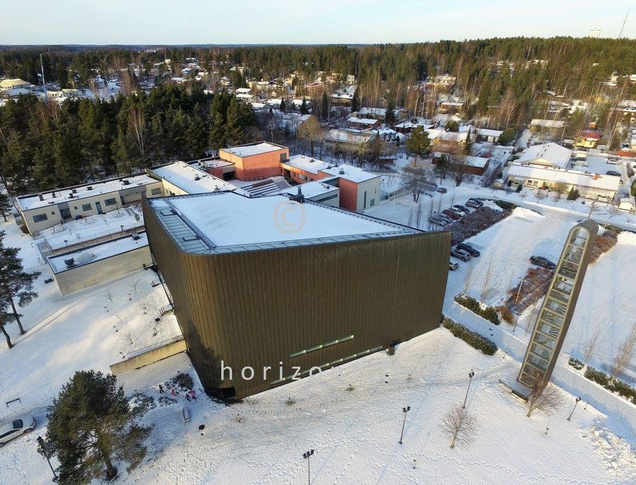 KLAUKKALAN KIRKKO - Nurmijärvi, 2017