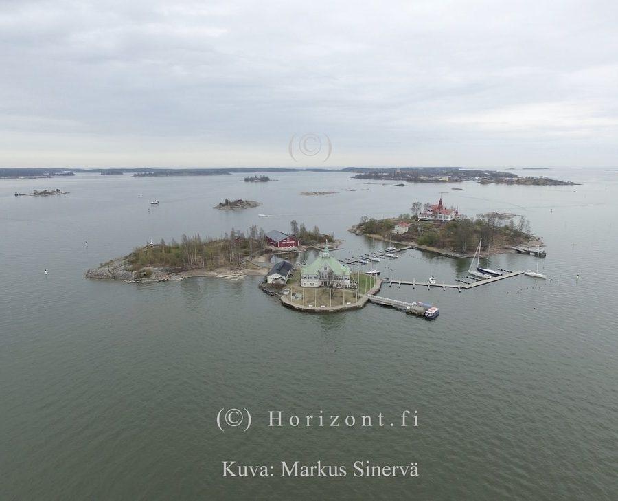 KLIPPANIN SAARI - Helsinki, 5/2017
