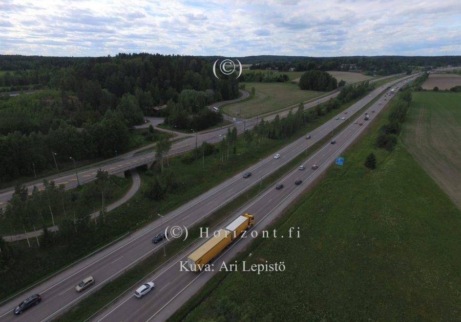 KOLMOSTIE – Vantaa, 6/2018