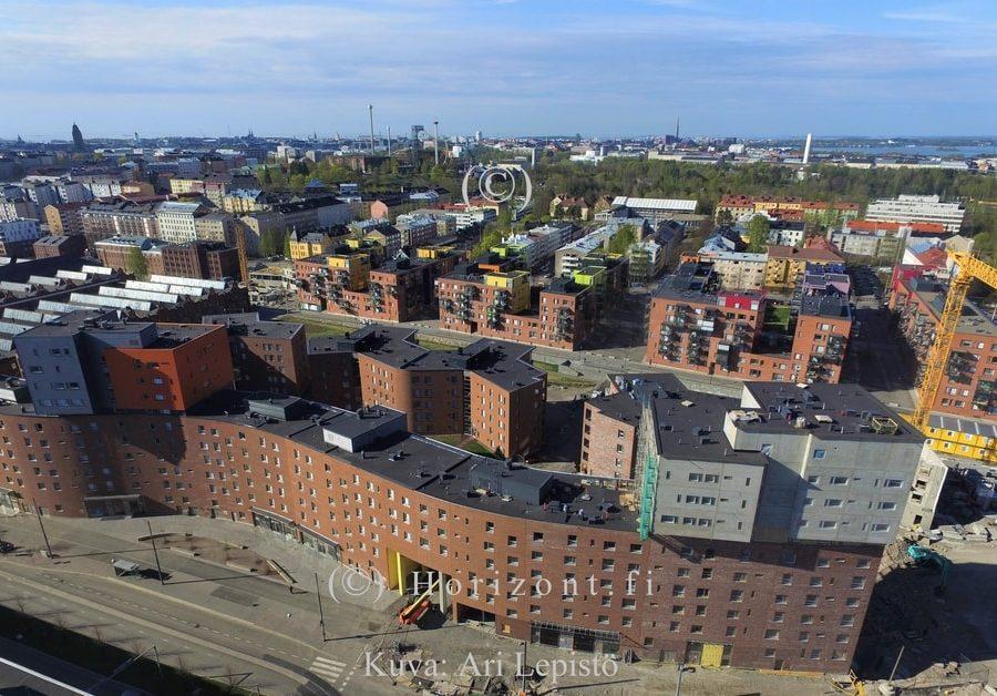 KONEPAJAN ALUE - Helsinki, 9/2017