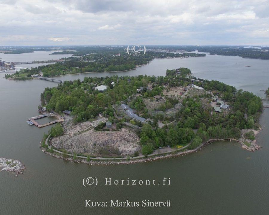 KORKEASAARI - Helsinki, 6/2017