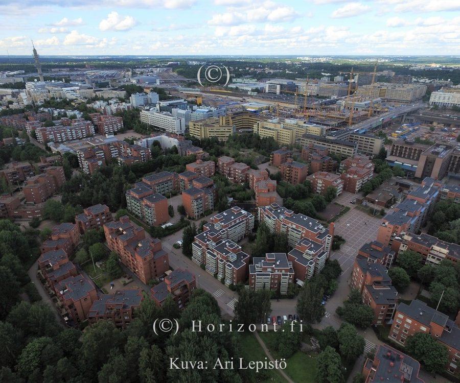 LÄNSI-PASILA - Helsinki, 7/2017