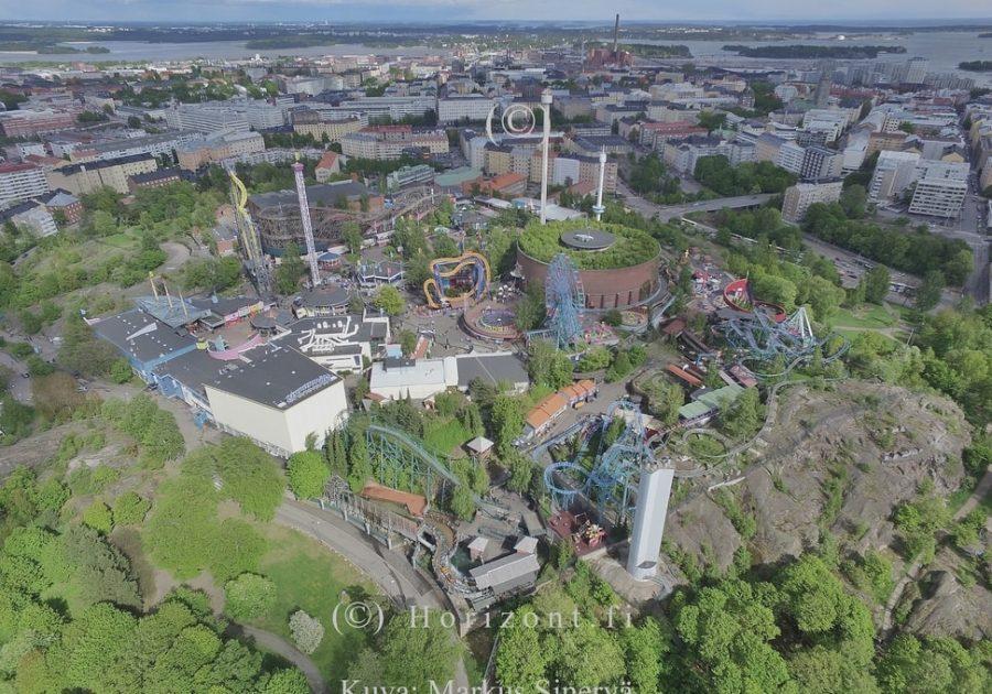 LINNANMÄKI - Helsinki, 6/2017