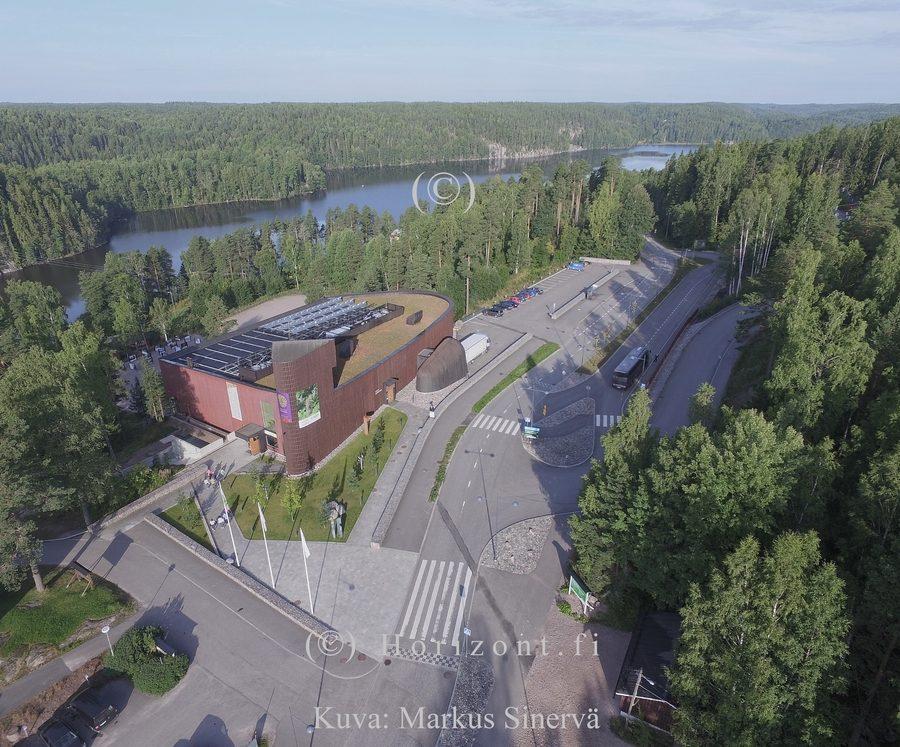 LUONTOKESKUS HALTIA - Espoo, 8/2017