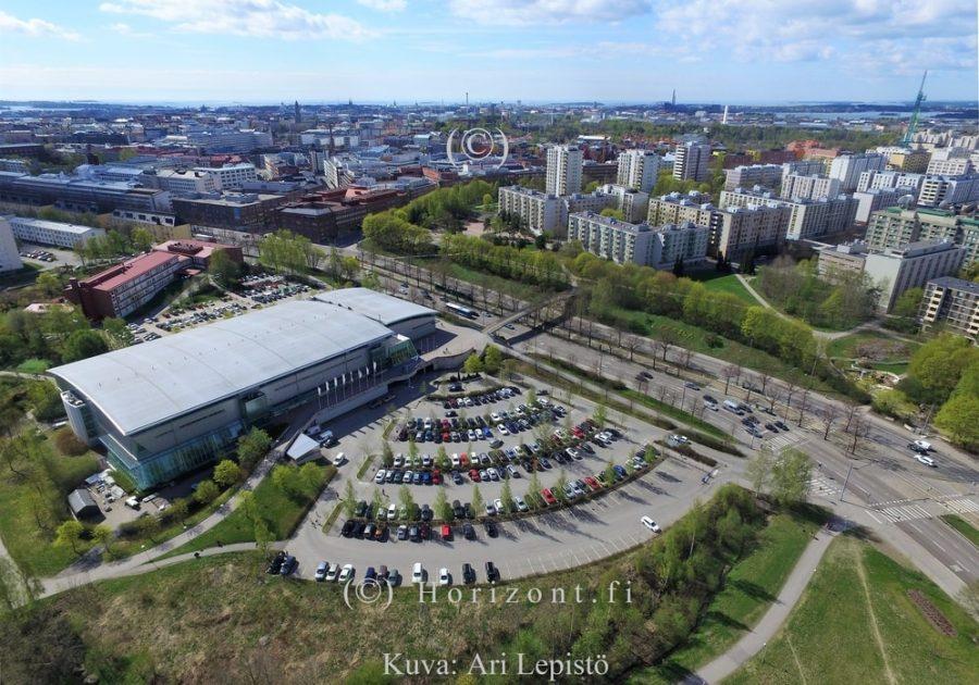 MÄKELÄNRINTEEN UIMAHALLI - Helsinki, 5/2017