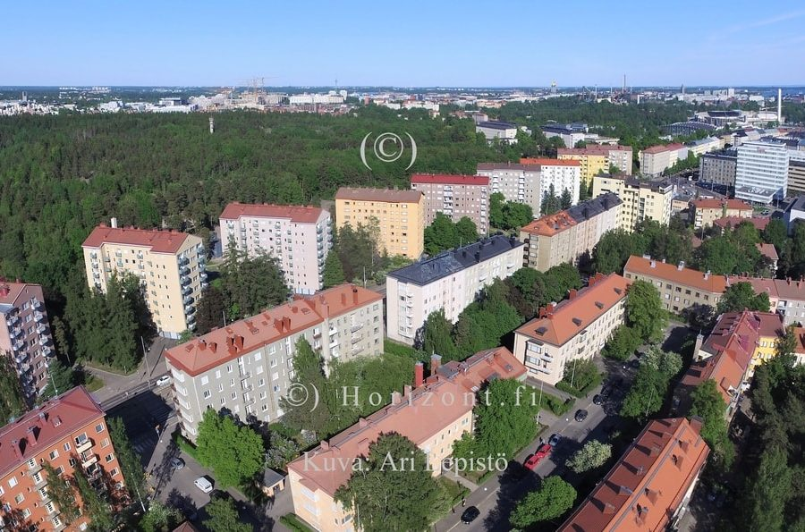 MEILAHTI JA RUSKEASUO – Helsinki, 5/2018
