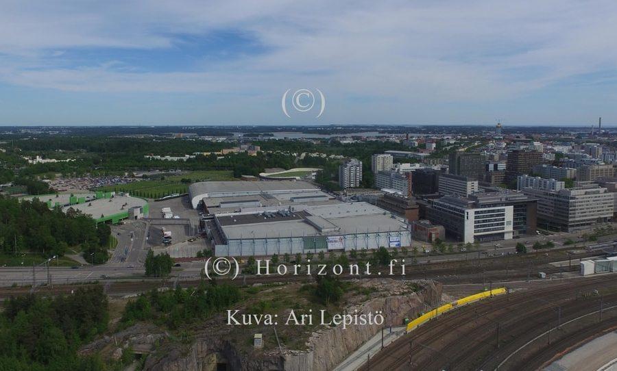 MESSUKESKUS – Helsinki, 5/2018