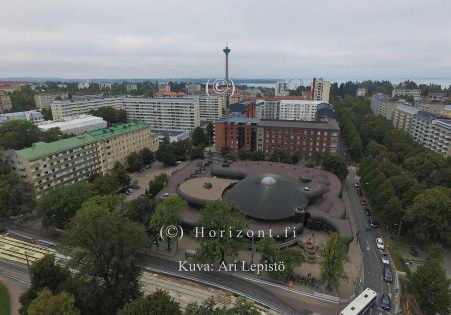 KIRJASTO METSO – Tampere, 9/2018