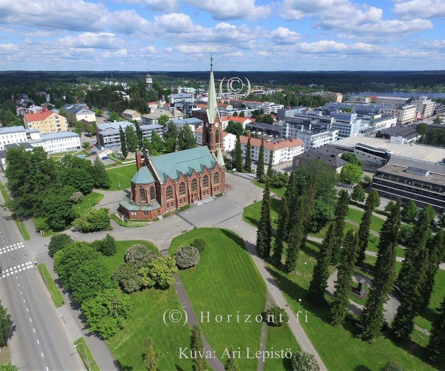 TUOMIOKIRKKO - Mikkeli, 7/2017