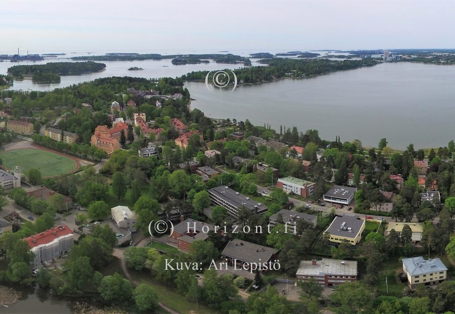 MUNKKINIEMI, KESÄ – Helsinki, 5/2018