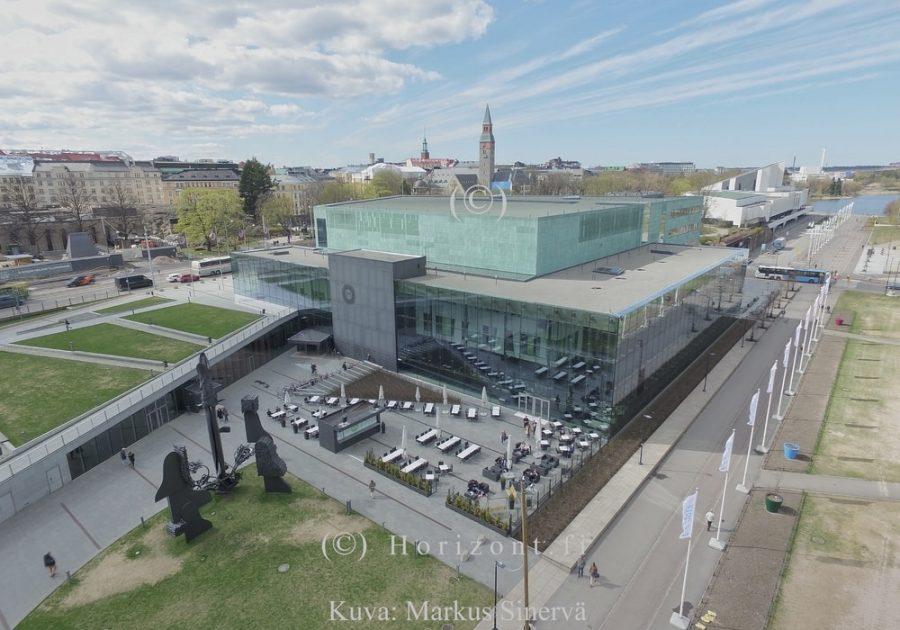 MUSIIKKITALO - Helsinki, 5/2017
