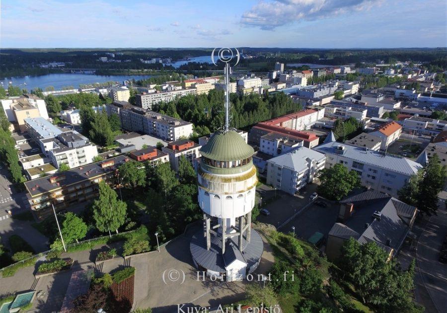 NAISVUOREN NÄKÖTORNI - Mikkeli, 7/2017