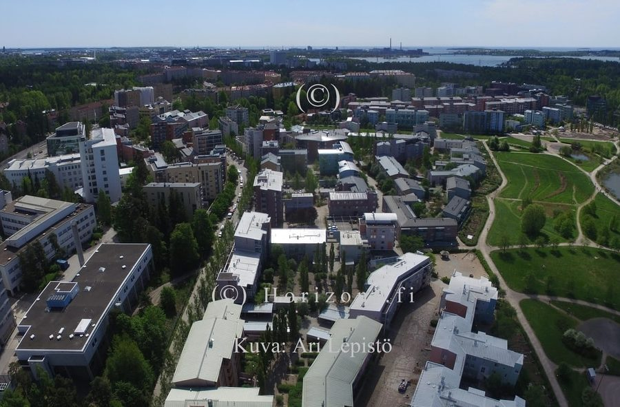 PIKKU HUOPALAHTI – Helsinki, 5/2018