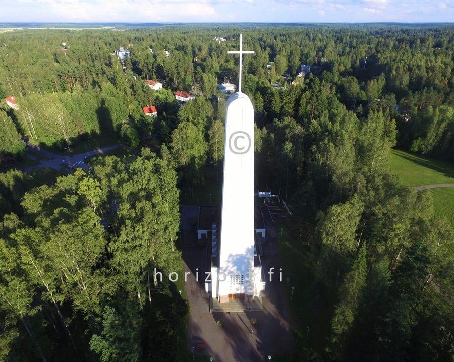 RAJAMÄEN KIRKKO - Nurmijärvi, 2016
