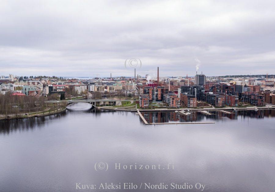 RATINANRANTA - Tampere, 5/2017