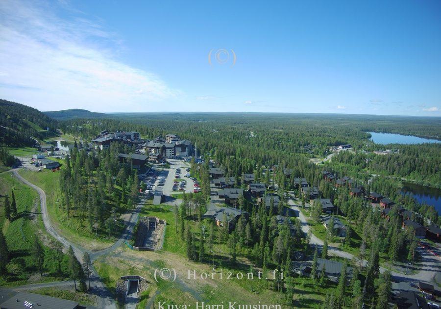 RUKAN KYLÄ - Kuusamo, 7/2017