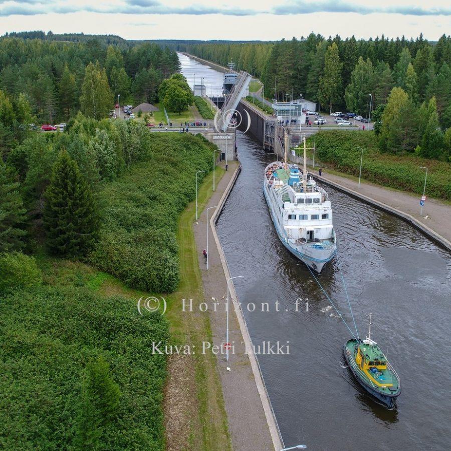 SAIMAAN KANAVA - Lappeenranta, 9/2017